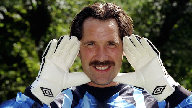David-Seaman-Goal-Keeper-Interview