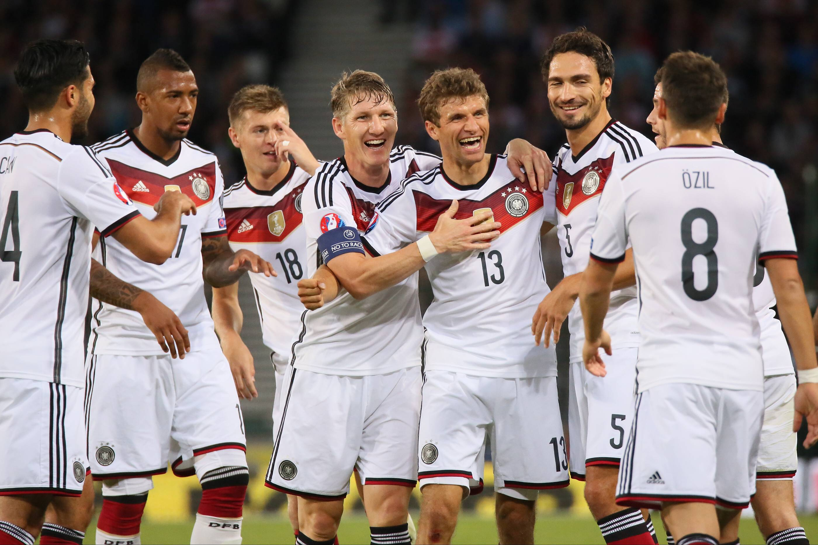 FOOTBALL : Ecosse vs Allemagne – UEFA Euro 2016 – Qualifications – Glasgow – 07/09/2015