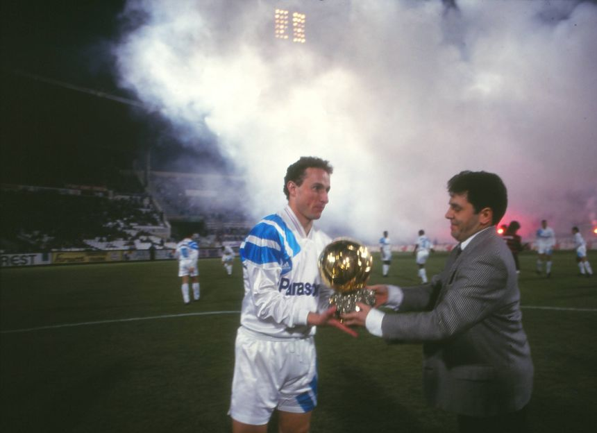 Jean Pierre Papin Ballon d'Or 1991