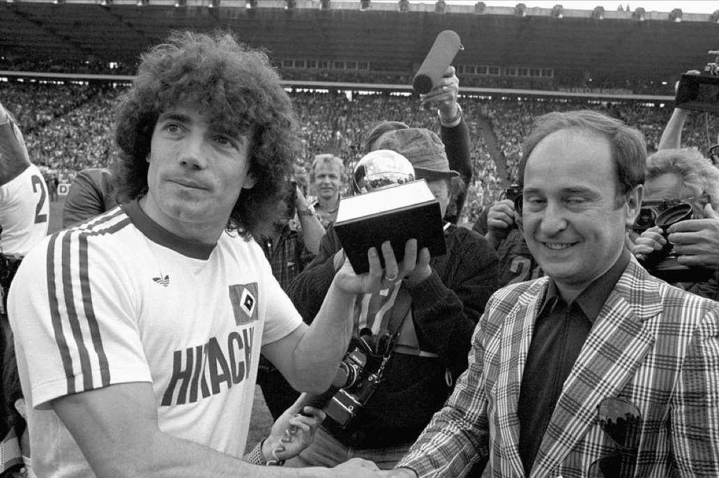 Kevin Keegan ballon d'or 1979