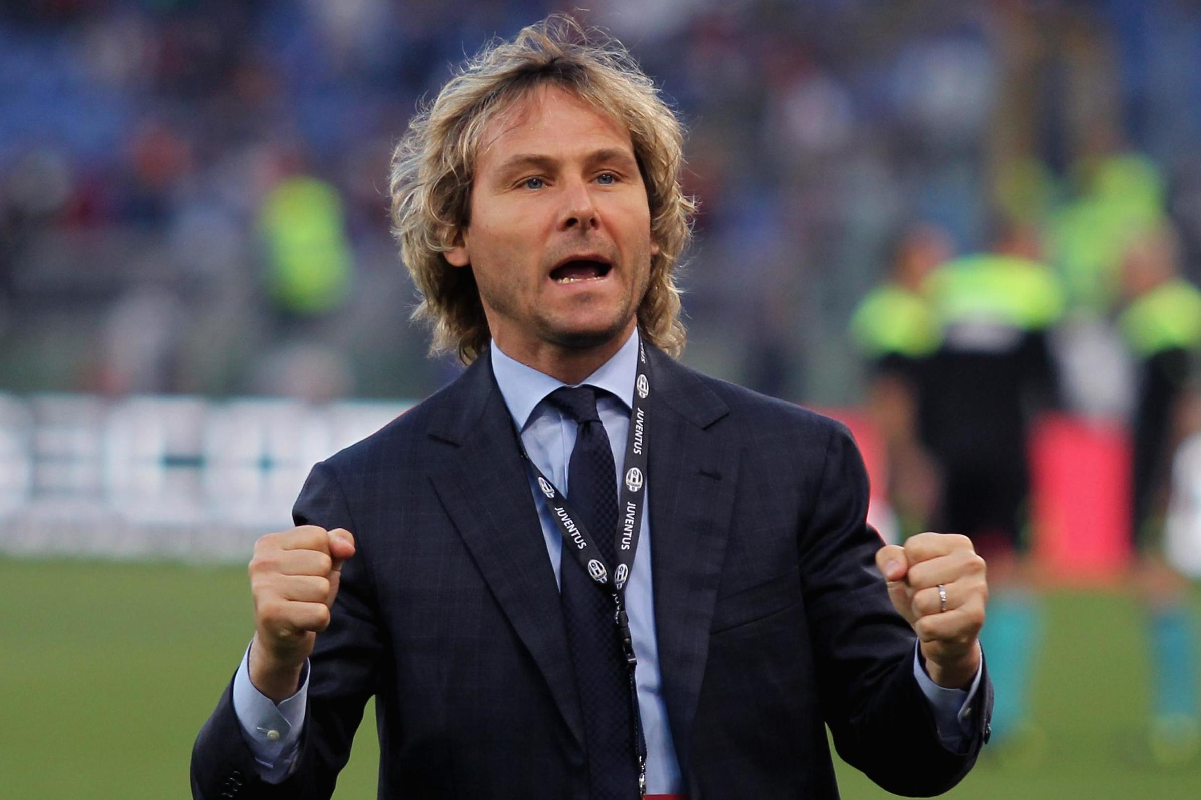 Pavel Nedved Ballon d'or 2003