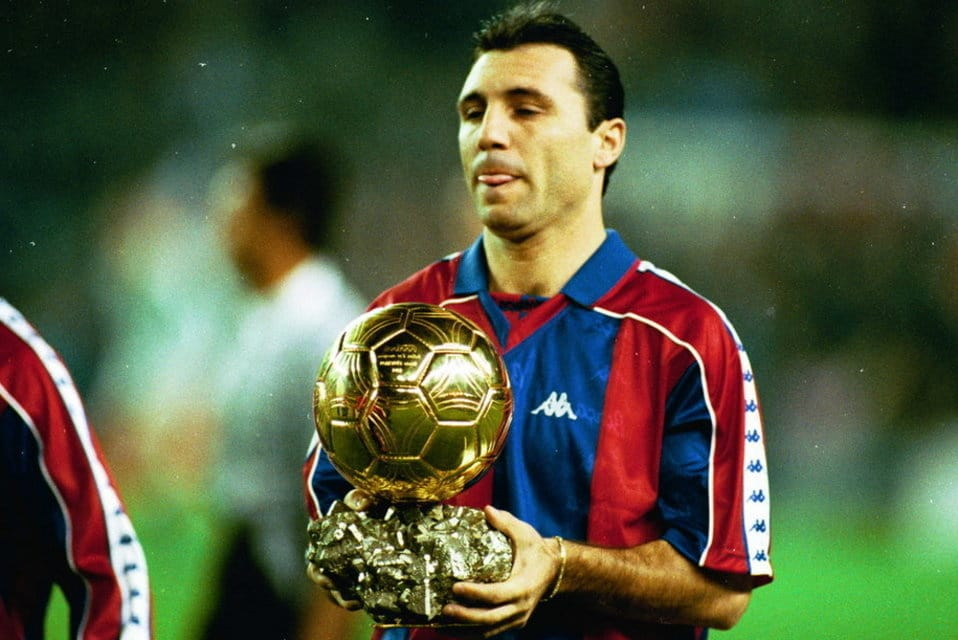 Hristo ballon d'Or 1994