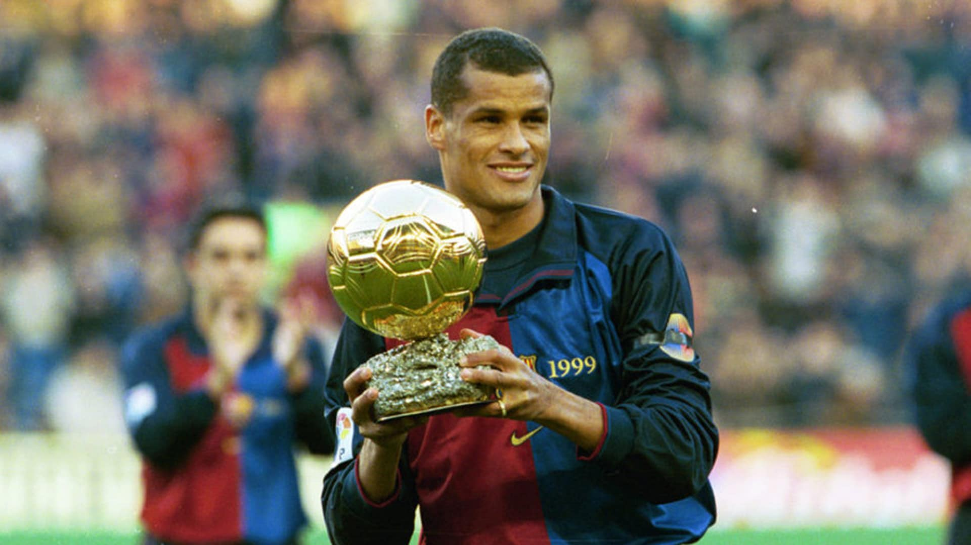 Rivaldo Ballon d'or 1999