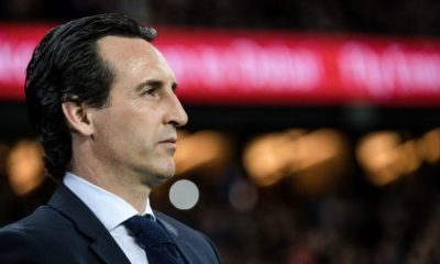 Unai Emery proche d'Arsenal