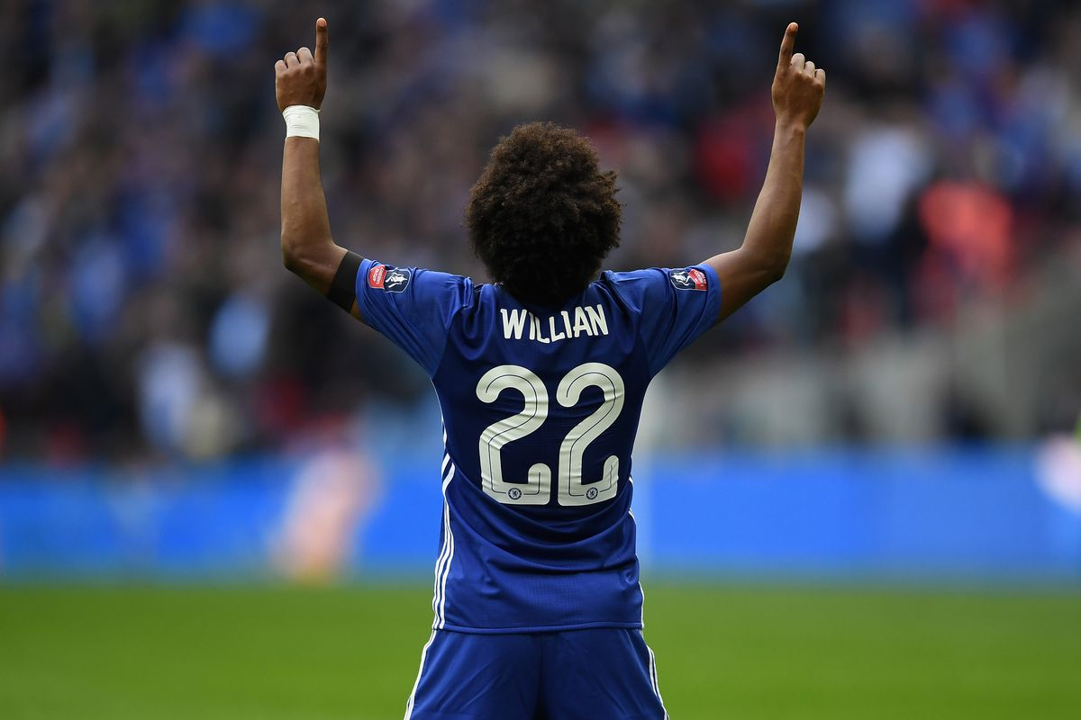 Man U à la charge pour Willian