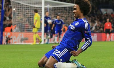 Willian intéresse Man u