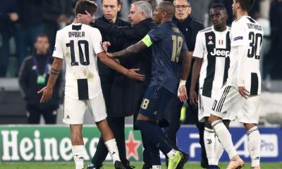 Dybala et Mourinho s'expliquent @Mirror.co.uk